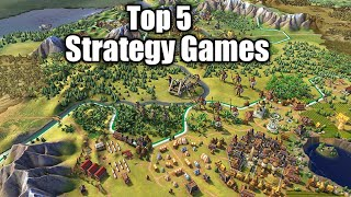 Top 5 Strategy Games for Mobile(Android/IOS) | 2019