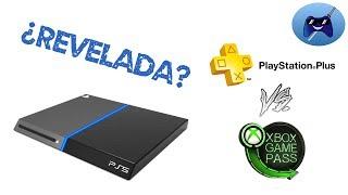 ¿PS5 REVELADA? + ¡XBOX GAME PASS vs PS PLUS!