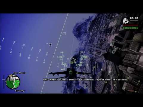 GTA San Andreas - Dogfight - F-16F Fighting Falcon
