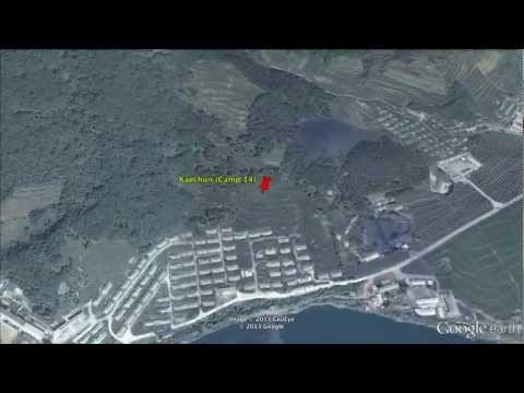 Google Earth Satellite Images Reveal Political Prison Camps in North Korea