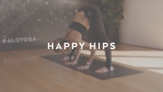 Hip-Opening Yoga Flow With Kylan Fischer