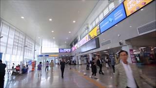 【韓国】 KORAIL 光州松汀駅 광주송정역 Gwangju Songjeong station, Korea (2019.8)