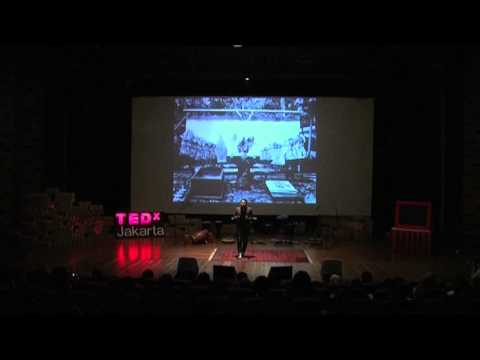 TEDxJakarta - Adi Panuntun - Design Thinking as an Agent of Change