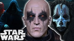 Top 7 MOST POWERFUL Sith Lords - Star Wars Explained Part 1