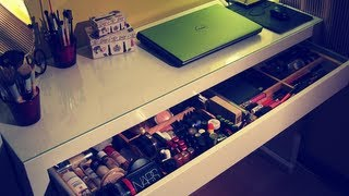 My Makeup Collection | Updated Storage