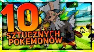 10 SZTUCZNYCH POKEMONÓW 2!