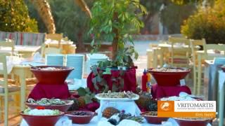 Vritomartis Naturist Resort In Crete, Greece