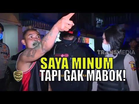 """""""Saya Minum, Saya Nyaman Hidup di Sini""""  THE POLICE (26/08/20) Part 2"""