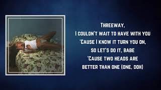 Teyana Taylor  - 3Way (Lyrics)