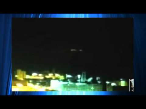 UFO Mother Ship Seen On Live TV In Pennsylvania