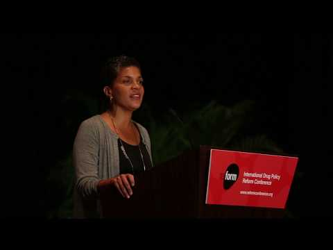 Michelle Alexander's Keynote Speech from the 2017 International Drug Policy Reform Conference