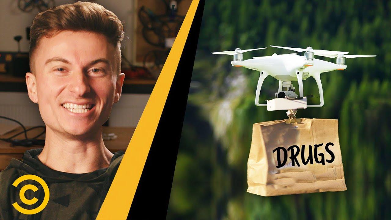 Trevor Wallace Is a Drone-Flying Drug Dealer - Mini-Mocks