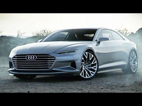 Audi prologue concept: The Future Audi A9
