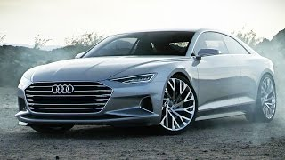 OFFICIAL Audi prologue concept: The Future Audi A9