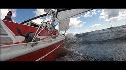 Ep.10 Summer holiday BEGINS - KORPOSTRÖM Finnish Archipelago - Sailing Diana
