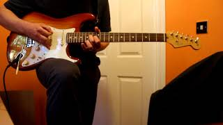 The Cure - Pictures of you (guitar cover)