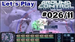 Let's Play Ground Control 2 #026 / 11 [De | HD] - Luftunterstützung