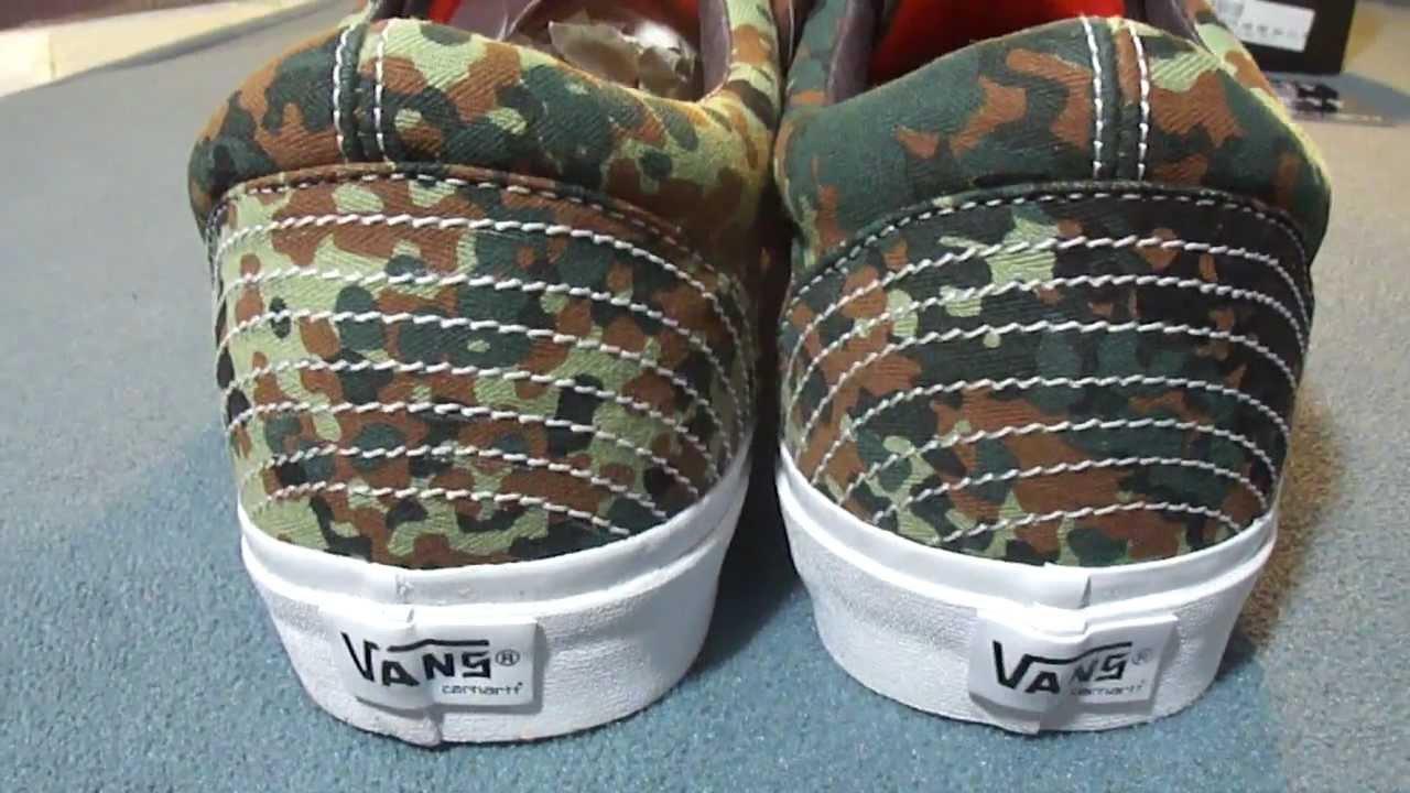 Carhartt X Vans Syndicate Old Skool Camo | sport shoes
