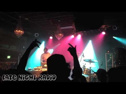 Late Night Radio and Artifakts in Denver 2014