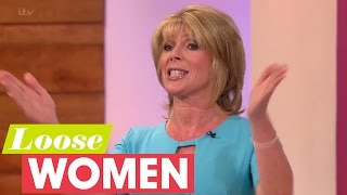 Ruth's Skinny Jean Changing Room Disaster   Loose Women