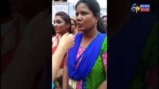 News18 Bangla আজ সোনাগাছির যৌনকর্মীদের আয়োজিত দুর্গা পুজোয় | ETV Bangla News