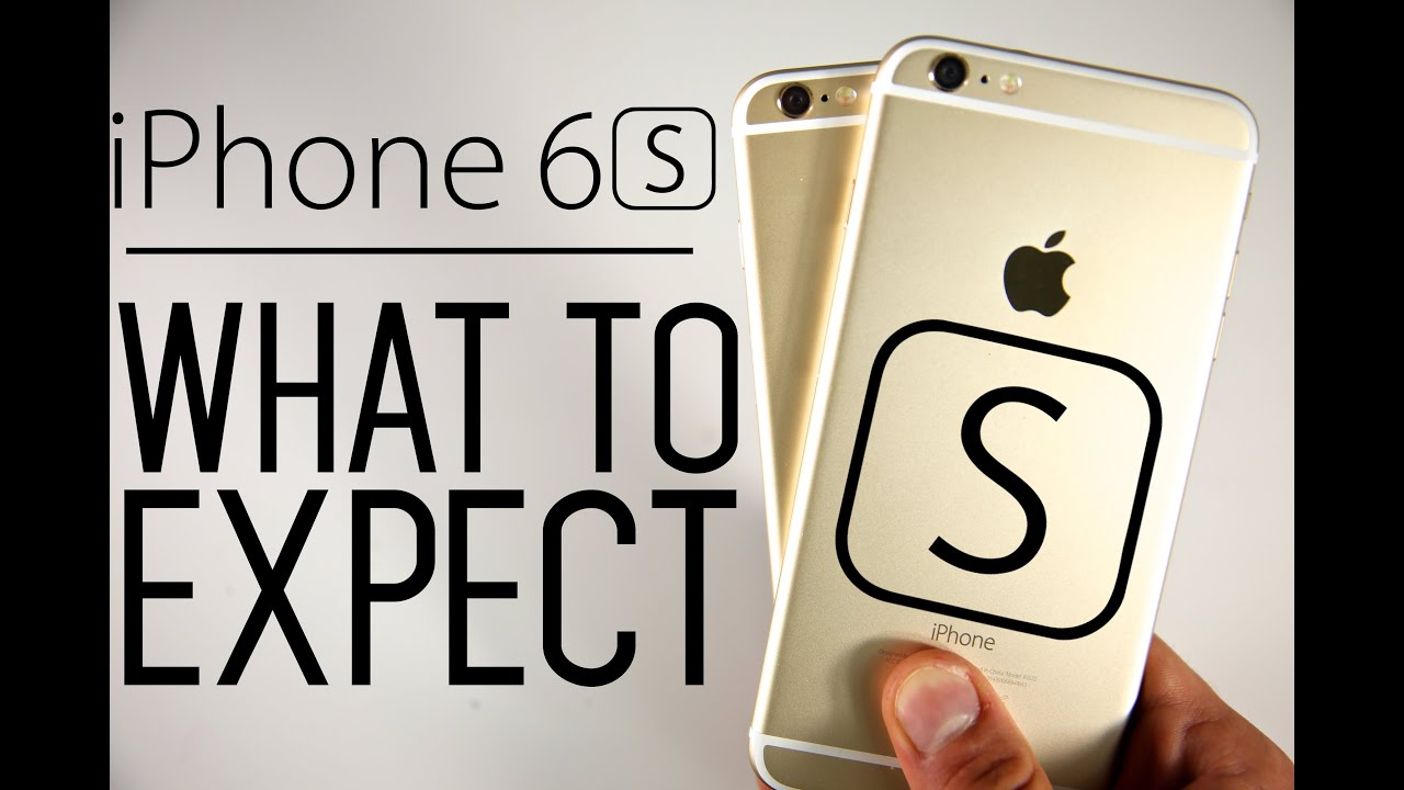 Iphone 6s 6s plus new features rumor roundup youtube for Iphone 5 features friday rumor roundup