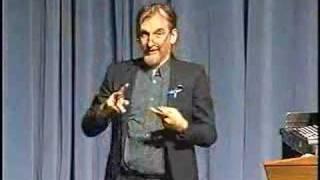 Paddy Ladd Part III Deafhood presentation at NTIDRIT