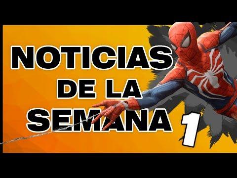 Noticias de la semana #1: Nintendo Labo, Spider-Man, Star Wars, Cyberpunk 2077.....