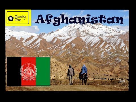 AFGHANISTAN- Quick tour in the country!