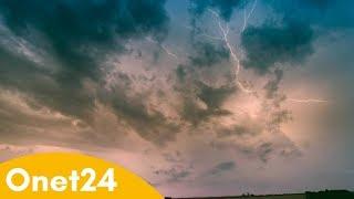 Burze w całej Polsce| OnetNews