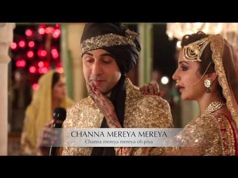 CHANNA MEREYA- Ae Dil Hai Mushkil | LYRICAL SONG STORY | COKE STUDIO |Arijit Singh