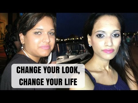CHANGE YOUR LOOK, CHANGE YOUR LIFE