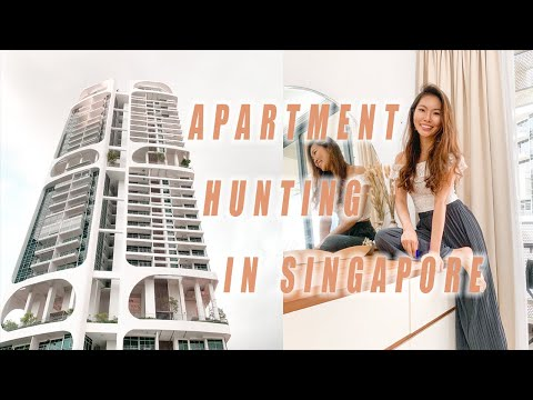 Apartment Hunting in Singapore (tips + prices)