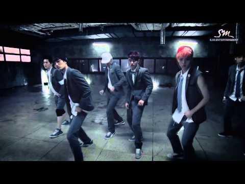EXO-M - Growl [MV] [HD] [Eng Sub]