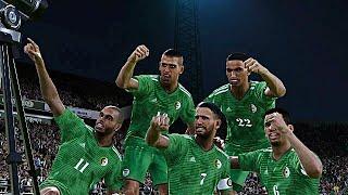 اسرع هدف للمنتخب الجزائري   يبق في التاريخ