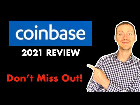 COINBASE REVIEW 2021 - (Including) How To Get Some Free Bitcoin!