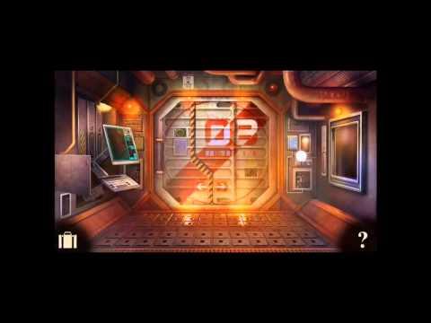 Just Escape Futuristic Room
