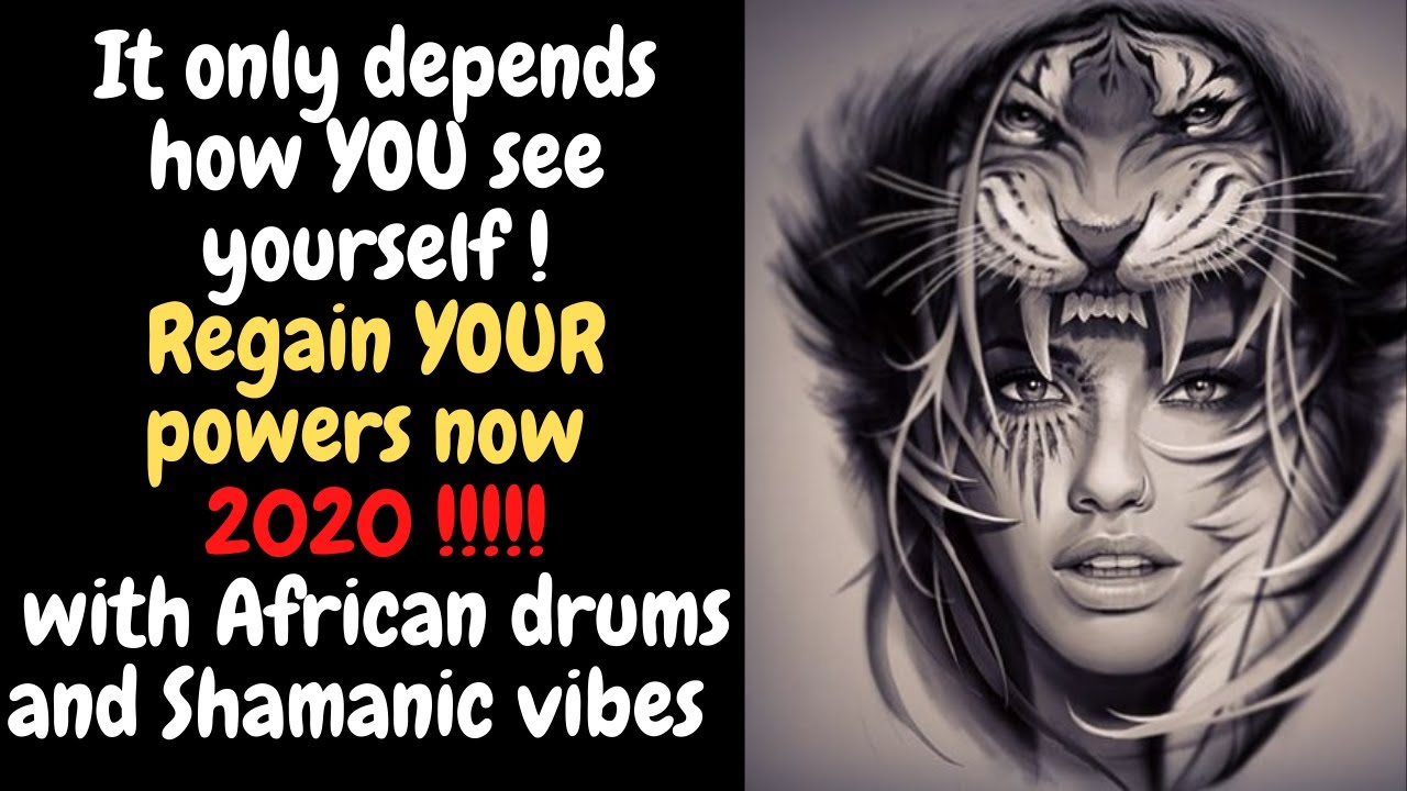 ❤️2020 INNER POWER is inside YOU, just WAKE IT UP ! You are incredibly UNIQUE ! Action CURES FEAR !