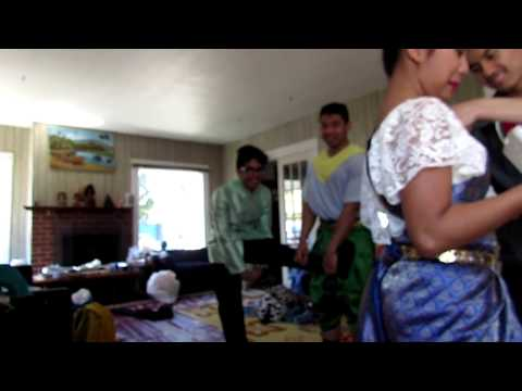 Behind The Scenes with the Khemarak Samaki Dance Group Part 2