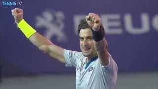 2015 BNP Paribas Masters Paris - Thursday Highlights feat. Federer, Nadal, Djokovic & Murray