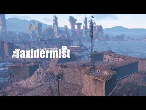 Reacciones de compañeros [El Castillo] | Fallout 4