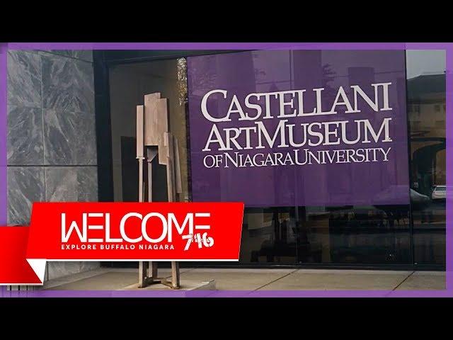 Welcome 716 Visits Castellani Art Museum – Explore Buffalo Niagara