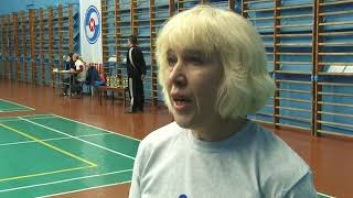 Спартакиада среди участников АТО в Днепре 2017
