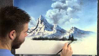Paint with Kevin Hill - Hidden Lake