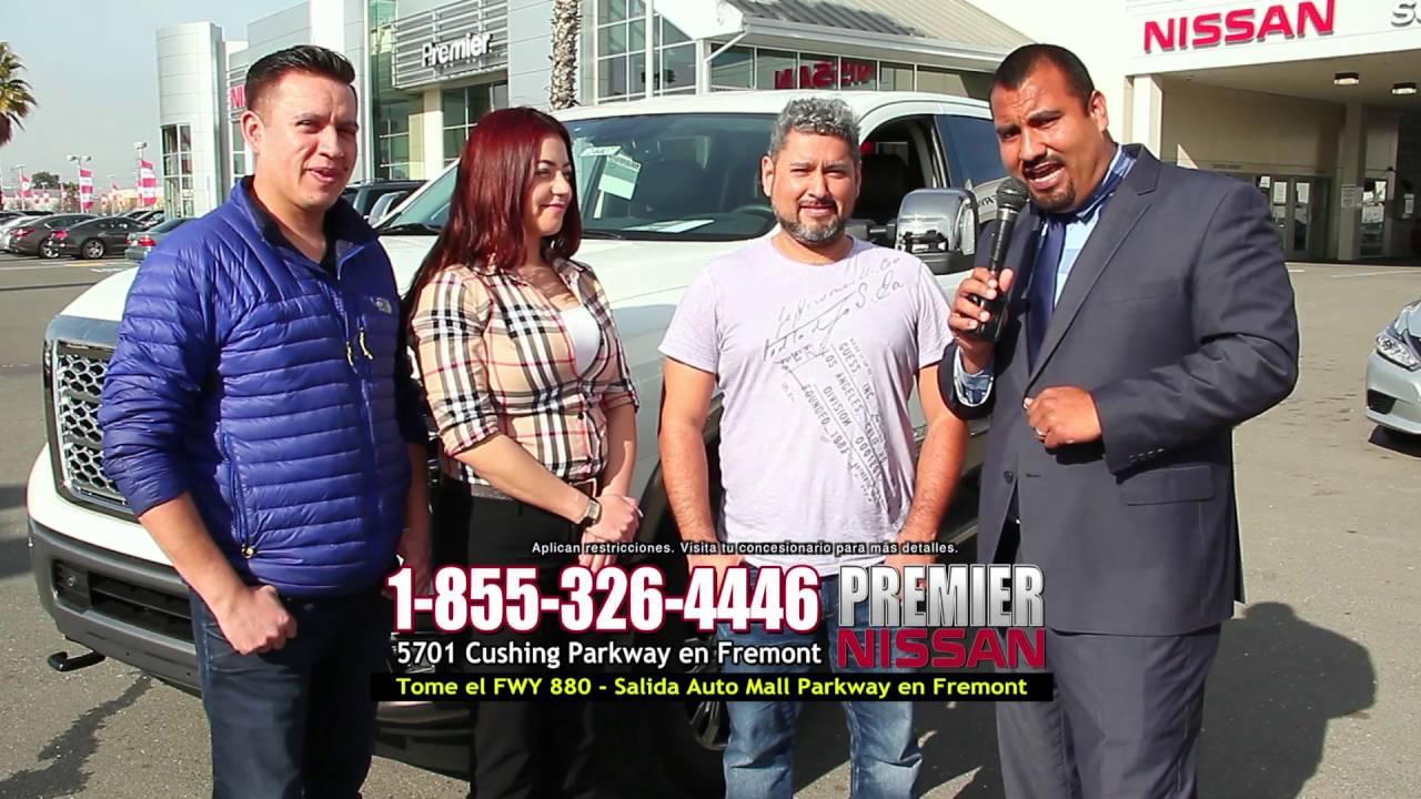 Premier Nissan Fremont June 2830 Infomercial Spanish