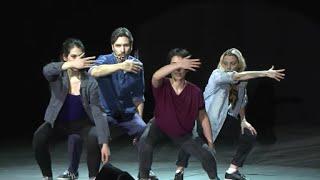 Ideas para contar con el cuerpo | Edgardo Mercado | TEDxRiodelaPlata