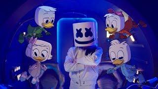 Marshmello x DuckTales - FLY (Music Video) by : Marshmello