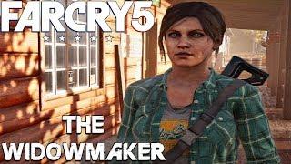 FAR CRY 5 - Gameplay Walkthrough The Widowmaker Quest [1080p HD]