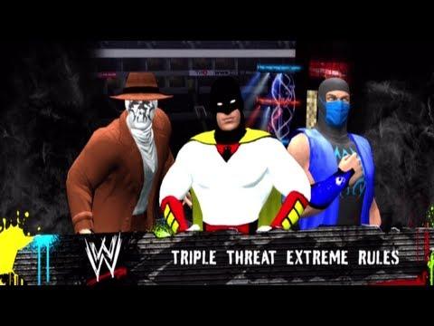 WWE 12 -