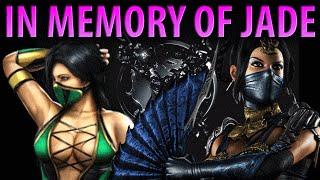 """""""IN MEMORY OF JADE"""" - Kitana Mournful Battles - Mortal Kombat X [HD 60fps]"""